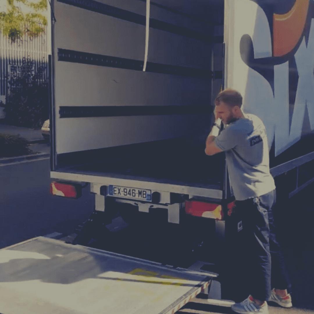Déménagement My truck to share